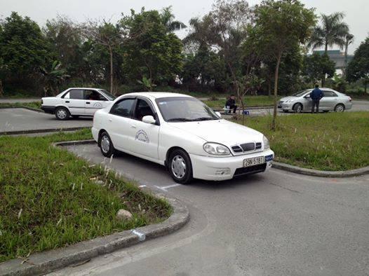 Sân tập lái xe ô tô Đạc Đài, Mai Đình, Sóc Sơn