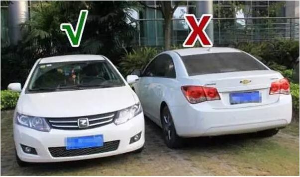 """Vì sao khi đỗ xe nên """"hướng đầu xe ra ngoài""""?"""