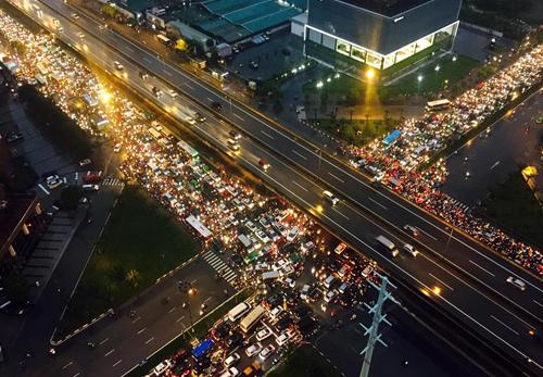 Mưa bão tố cao giao thông Việt Nam tệ đến mức nào