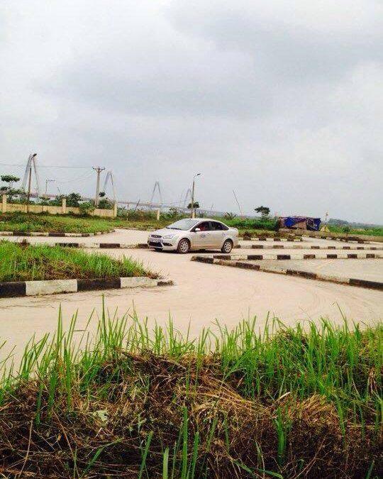 Sân tập lái xe Nhật Tân, Tây Hồ