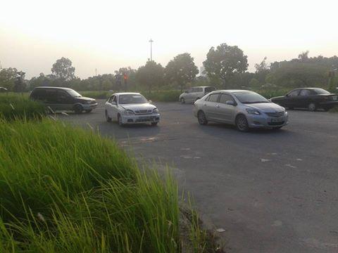 Bãi tập xe Nguyễn Khoái, Hoàng Mai