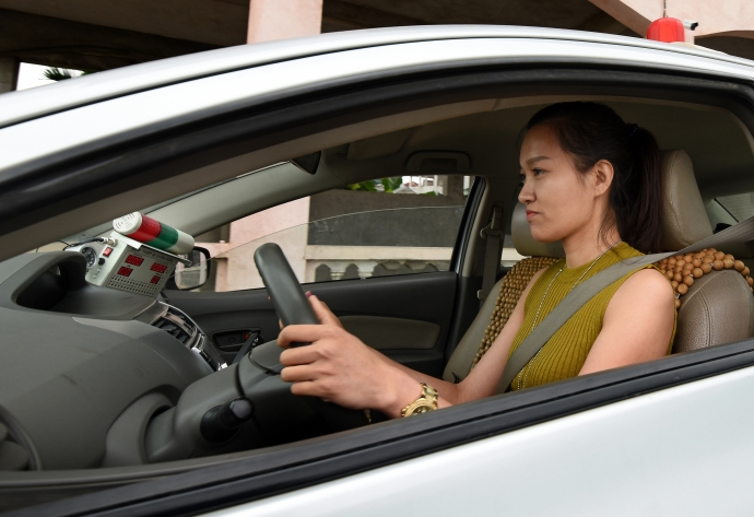 kinh nghiệm học lái xe ô tô (01)