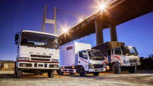kinh nghiệm lái xe tải nhẹ